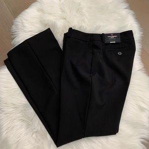 Worthington Petite Modern Fit Black Pants 4P
